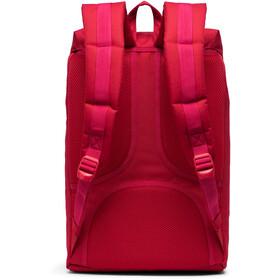 Herschel Little America Mid-Volume Backpack 17l, rood